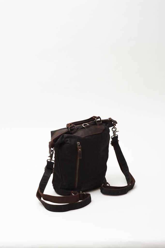 Gentlista (DT) Bucket Bag - Black