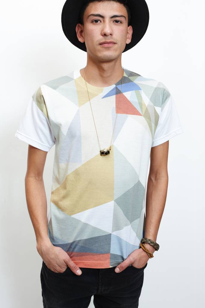 Synthesis (DT) Geometric T-Shirt