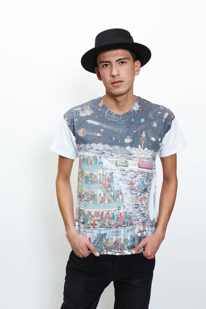 Synthesis (DT) Where's Waldo T-Shirt