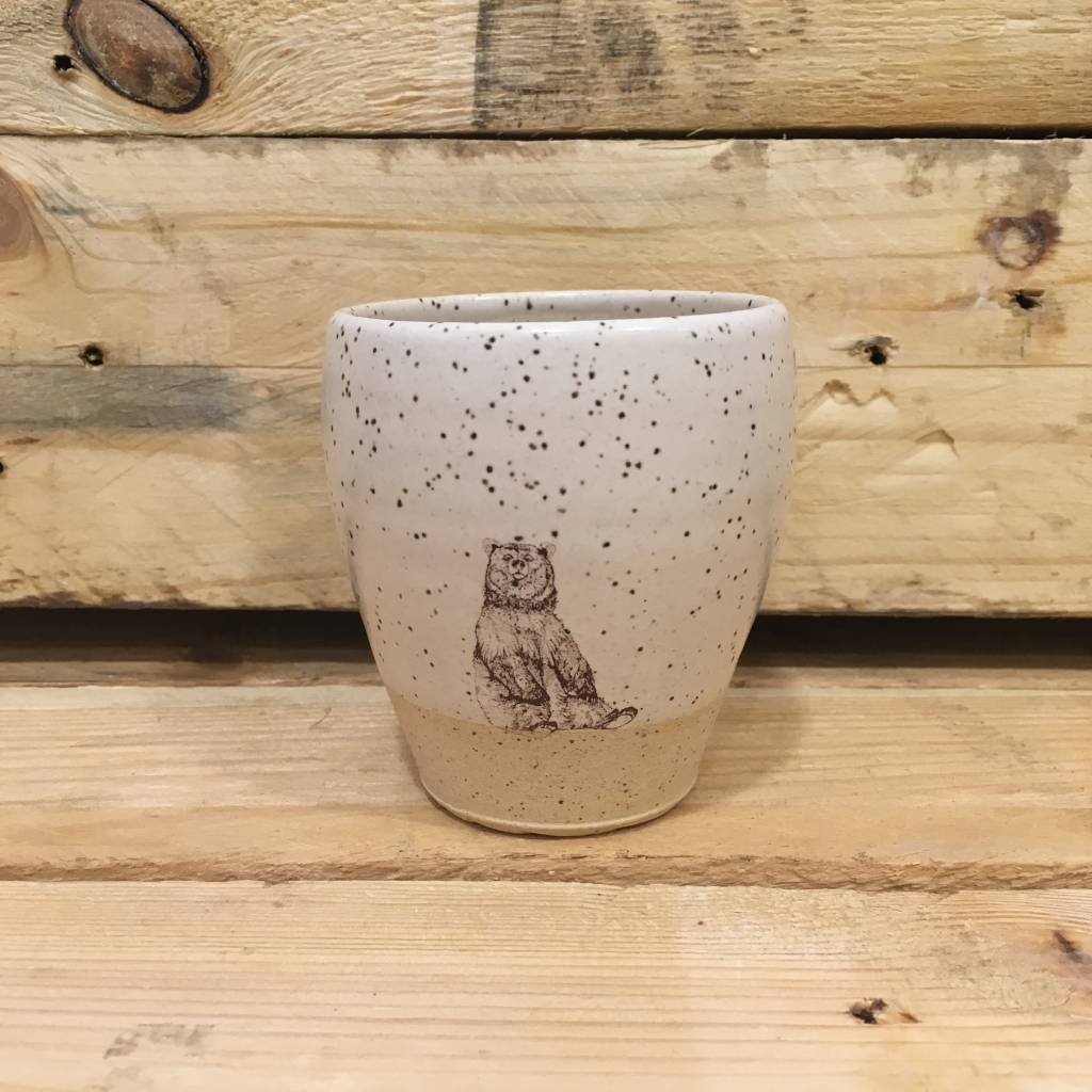 Short Tumbler Bear - Nova Collection