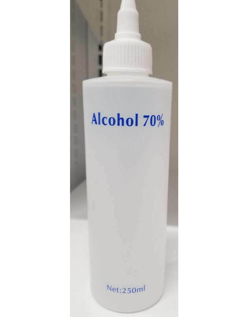La Palm Isopropyl Alcohol 70% - 250ml. - Jessica Nail Beauty Supply