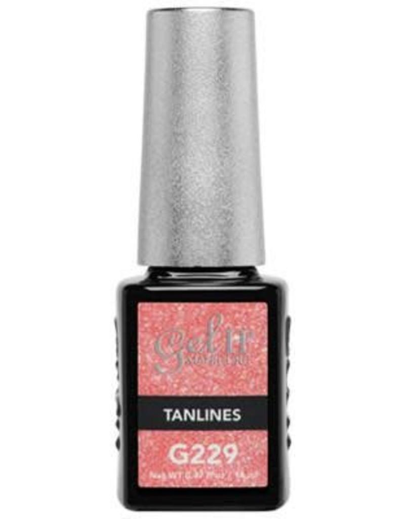 Gel II G229 Tanlines - Gel II Gel Polish - Jessica Nail Beauty Supply