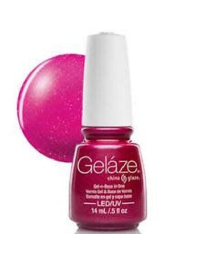 China Glaze China Glaze - Geláze Gel Polish 14ml #81638 Ahoy ...