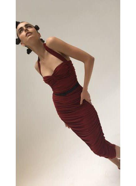 Norma Kamali BILL DRESS