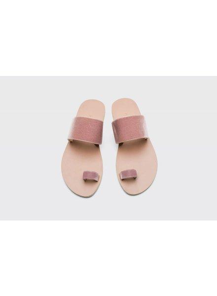 Kyma Sandals Rineia Velvet Sandal
