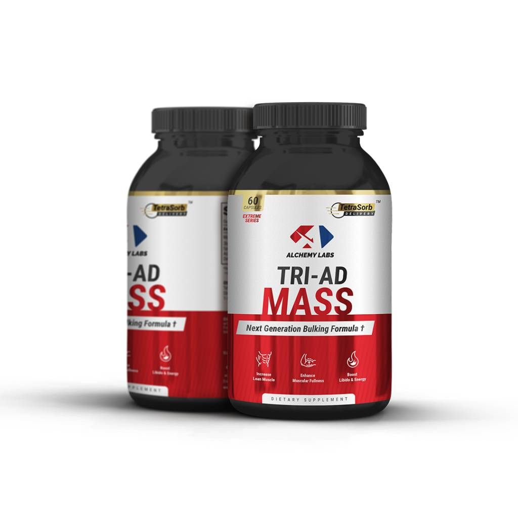 Alchemy Labs Tri Ad Mass