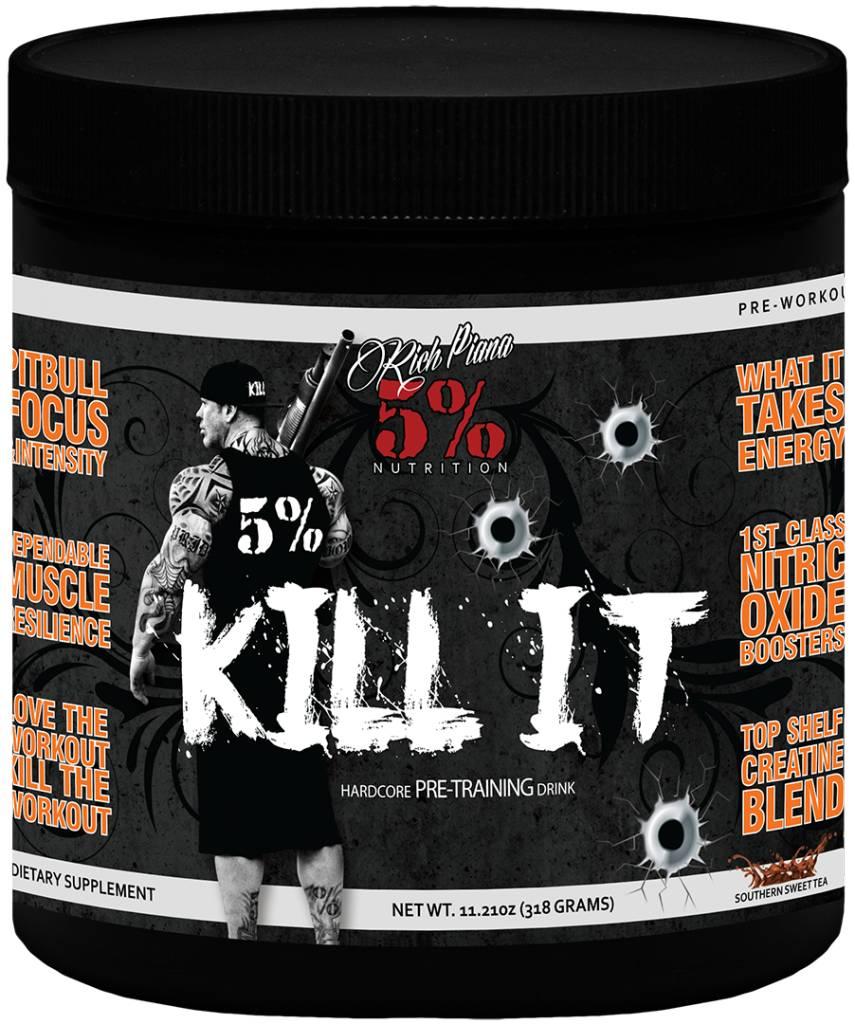 5 Percent Kill It