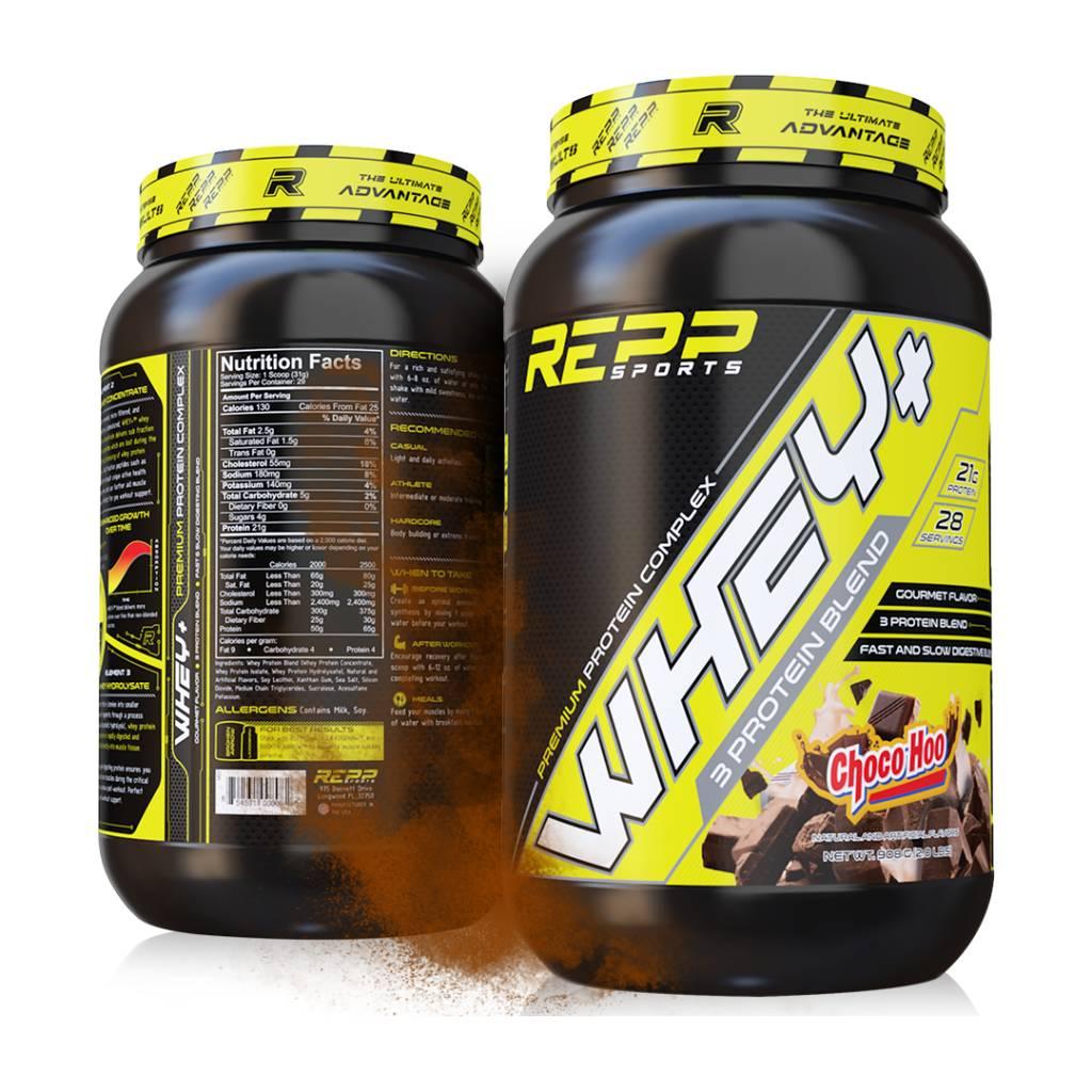 Repp Sports Whey Plus