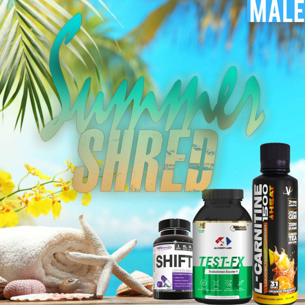 Orange Pineapple - Summer Shred Stack - Male