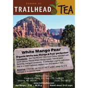 Tea from China White Mango Pear Organic
