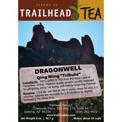 Tea from China Dragonwell Qing Ming