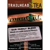 Tea Blended Our Family Blend (Black Cherry/Black Currant)