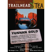 Tea from China Yunnan Gold