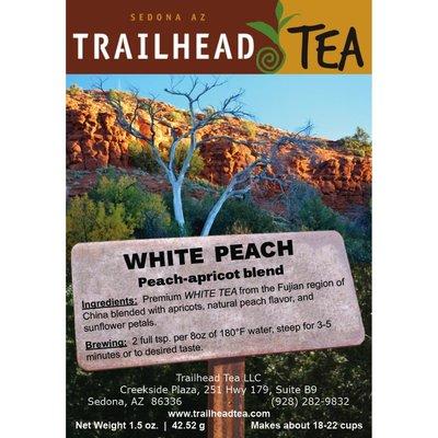 Tea from China White Peach