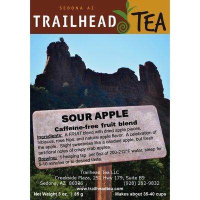 Herbal Blends Sour Apple