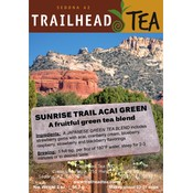 Tea from China Sunrise Trail Acai Berry Green