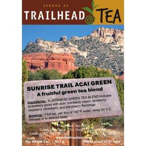 Tea from China Sunrise Trail Acai Berry Green