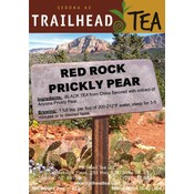 Tea from China Red Rock Prickly Pear