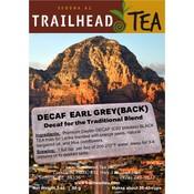 Tea from Sri Lanka Decaf Earl Grey (back)
