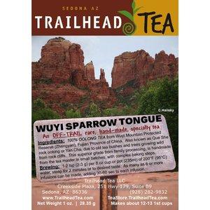 Off-Trail-Rare Sparrow Tongue Wuyishan Rock Oolong (Off-Trail Oolong)
