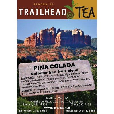 Herbal Blends Pina Colada