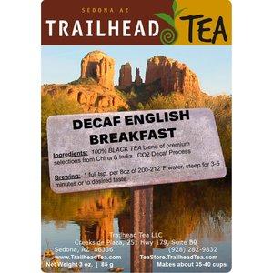 Tea Blended Decaf English Breakfast