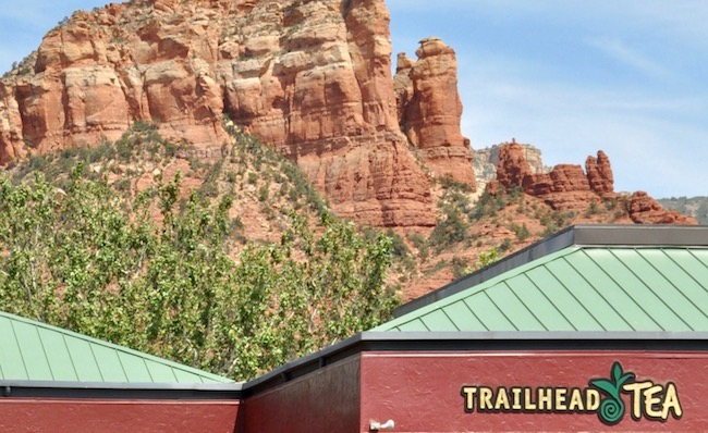 Trailhead Tea, Sedona & Northern Arizona's Tea Department Store banner 3