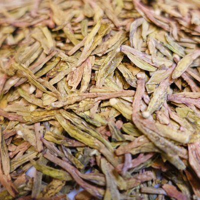 Tea from China Dragonwell Qing Ming