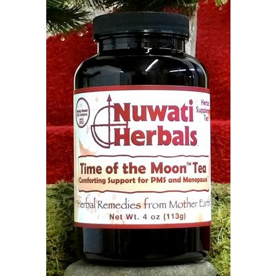 Herbal Blends Nuwati Time Of The Moon Tea - Formaly Moon Cycle Tea
