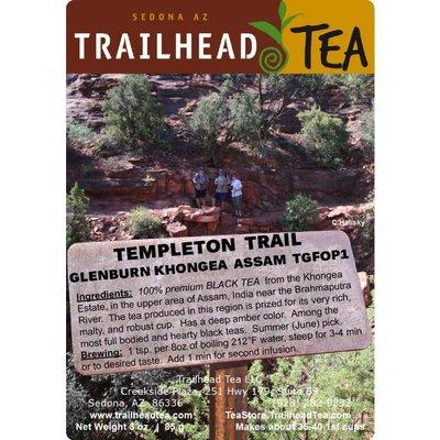Tea from India Glenburn Khongea Assam Premium