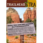 Tea from China Teapot Trail Earl Grey Lavender