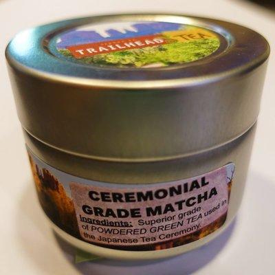 Tea from Japan Matcha (Ceremonial Grade)