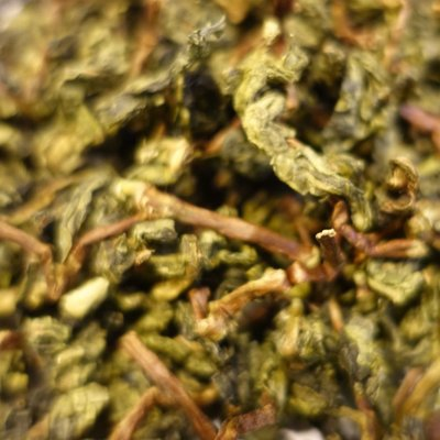 Tea from China Anxi Tie Guan Yin / MaoCha Unfinished