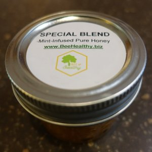 Pantry Bella Donna BeeHealthy Mint Honey