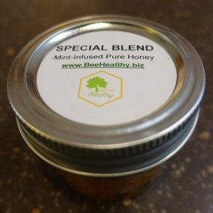 Pantry Bella Donna BeeHealthy Mint Honey