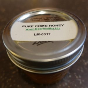 Pantry Bella Donna BeeHealthy Combed Honey