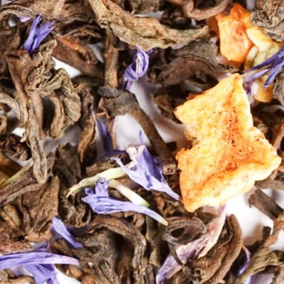 Tea from China Harding Spring Chocolate Orange Puer