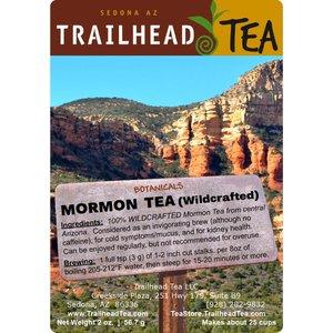 Botanical Botanical Mormon Tea (Wildcrafted)