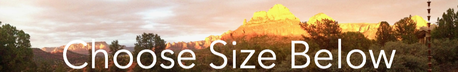 Sedona Wedding banner