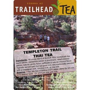 Tea from Sri Lanka Templeton Trail Thai Tea