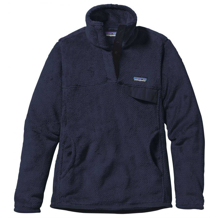 Re-Tool Snap-T P/O in Navy Blue-Women's S