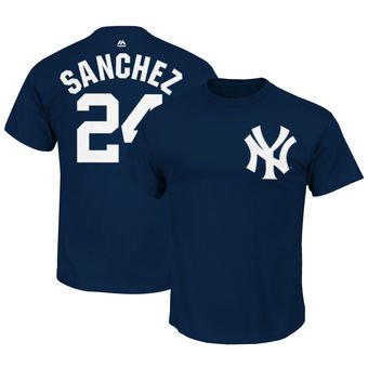 Yankees T-Shirts- Sanchez