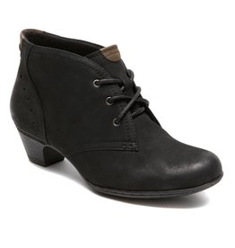 Cobb Hill CBD15BK - COBB HILL ARIA LACE UP - NOIR