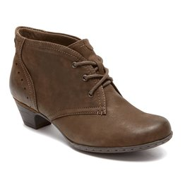 Cobb Hill CBD15ST - COBB HILL ARIA LACE UP - STONE