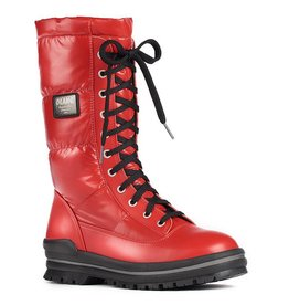 Olang GLAMOUR | OLANG BOTTES CRAMPONS - ROUGE