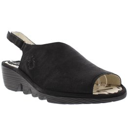 Fly London PALP814 - FLY LONDON SANDALES - NOIR