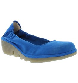 Fly London PLED819 - FLY LONDON SANDALES - BLEU