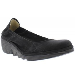 Fly London PLED819 - FLY LONDON SANDALES - NOIR