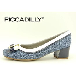 Piccadilly 320265 - PICCADILLY CHAUSSURES - BLEU/BLANC