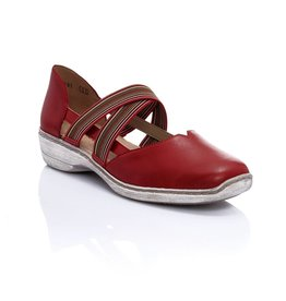 Remonte D1647-33 - REMONTE CHAUSSURES - ROUGE